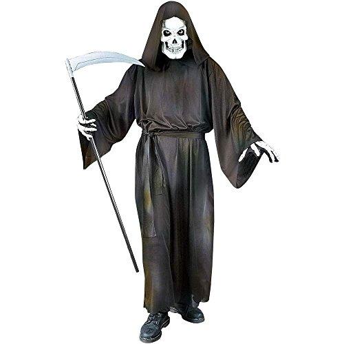 [Grave Reaper Costume - Standard - Chest Size 33-45] (Grave Reaper Costumes)