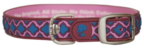 All Style, No Stink Dog Collar, Persian Dawn, Large 17″ x 21.5″, My Pet Supplies