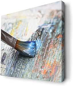 لوحة فنية جدارية لديكور المنزل من ديكالاك، لوحات مطبوعة على قماش الكانفاس باطار خشبي داخلي، CNVS-S2-0025