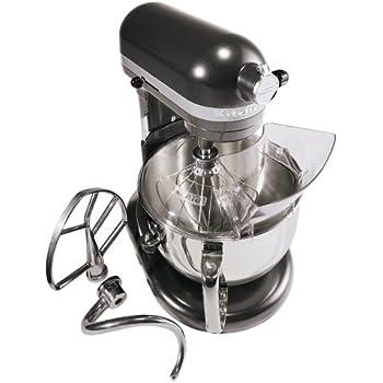 Amazon Com Kitchenaid Kp26m1psl Professional 600 Series 6