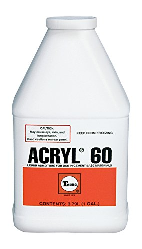 Thoro T1669 Acryl 60 Liquid Admixture, 1 gallon
