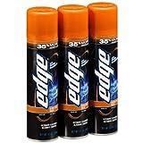 Edge Advanced Sensitive Skin Extra Moisturizing Shave Gel, 3 pk./9.5 oz.