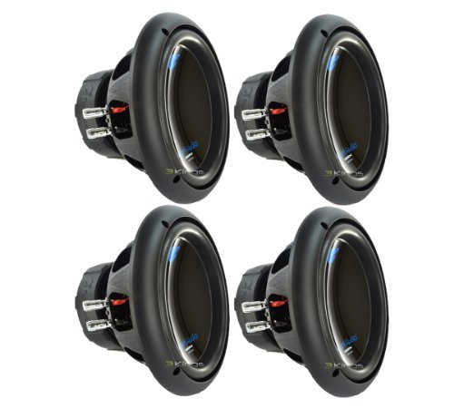 PLANET AUDIO AC10D 10in 6000W Power Car Audio Subwoofers