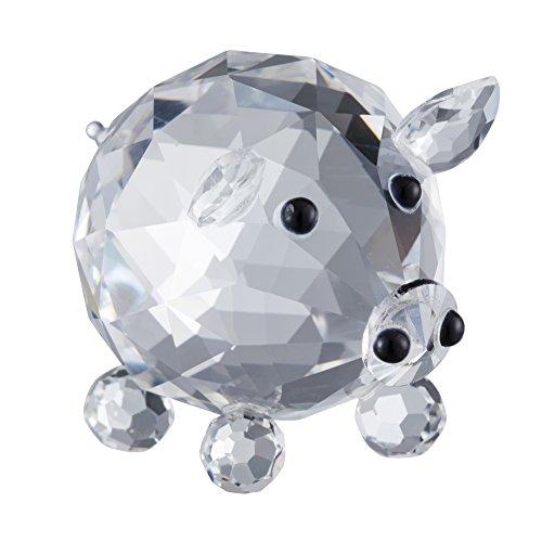 Galway Crystal Piglet - Crystal Pig