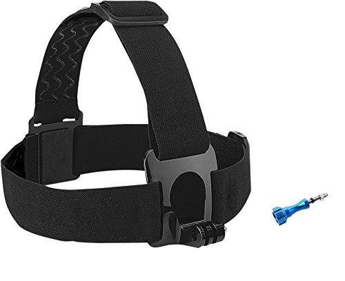 Nomadic Gear Head Strap Camera mount for Gopro Hero5 Hero4 Hero3+ Hero3 Hero2 Hero Camera (Go Pro Hero3 Head Strap compare prices)