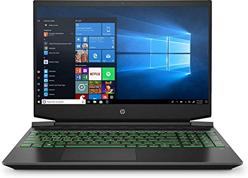 "Newest HP Pavilion 15.6"" FHD IPS Premium Gaming Laptop, AMD 2nd Gen Quad-Core Ryzen 5 3550H, 8GB RAM, 256GB SSD, NVIDIA GeForce GTX 1050 3GB GDDR5, Backlit Keyboard, Windows 10"