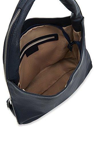 Women Soft Leather Italian Di Montte for Bag Jinne Shoulder Gift Black Luxury 100 XtnPq