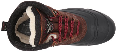 Woolrich Menns Fw Green Bay Snø Boot Java