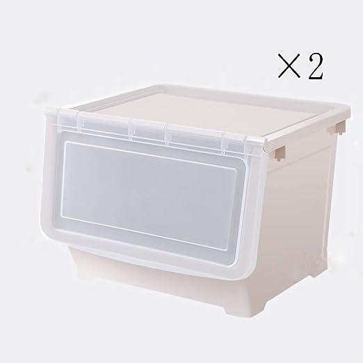 Caja de almacenamiento en rack de apertura lateral caja de ...