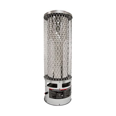 Dyna-Glo RA250NGDGD 250,000 BTU Natural Gas Radiant - Portable Heater Natural Gas