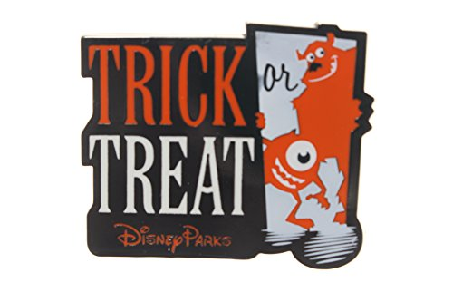 Disney Monsters Inc. 2015 Trick or Treat Mike and Sully Halloween Pin ()