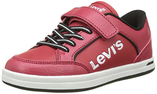 Levis Jungen Chicago Velcro Flach Rot
