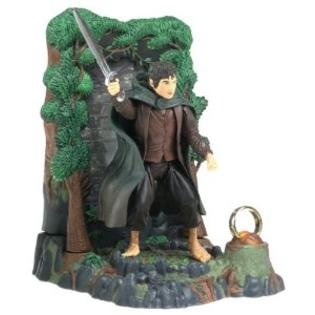 Lord of the Rings Frodo with Ring Fellow