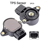 FEIPART Throttle Sensor Assembly Replacement for
