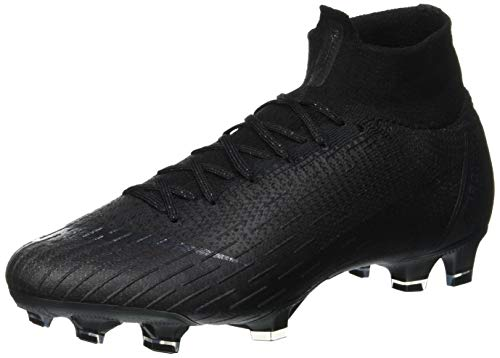 Negro black Nike Fg 6 Fútbol Superfly Unisex De Elite Zapatillas 001 Adulto black vTwzTf