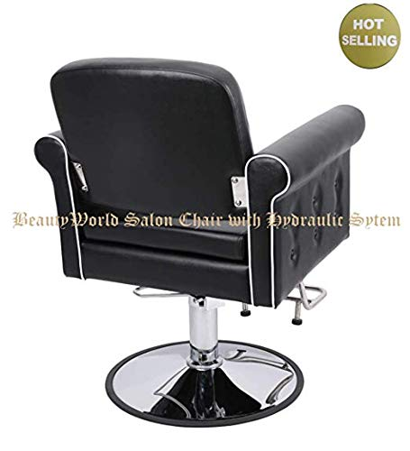 Amazon.com: Beauty4Star Silla de peluquería con bomba ...