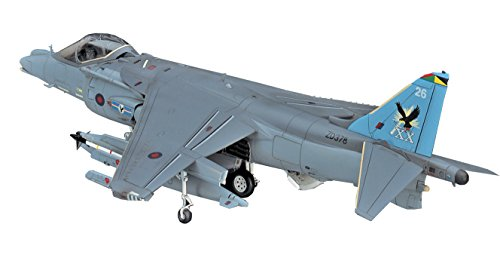 Harrier GR Mk 7 Royal Air Force Attacker 1/48 Hasegawa ()