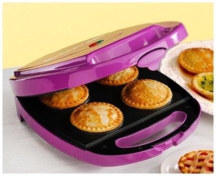 BabyCakes Non stick Coated Pie Maker (Pie Maker Breville)