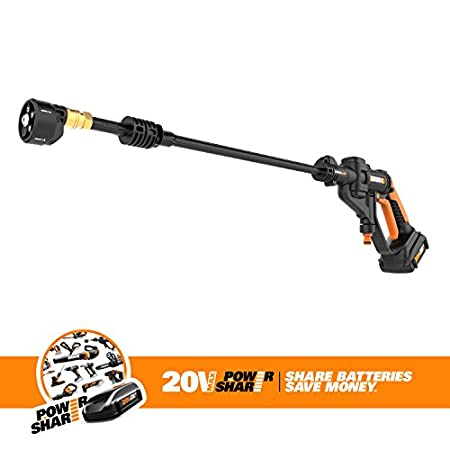 WORX Portable Power Cleaner
