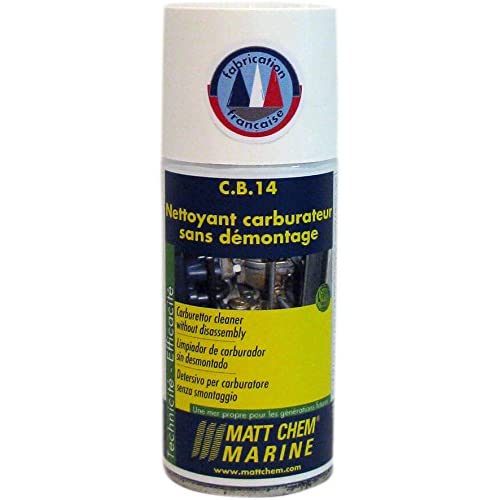 outlet Matt Chem 981M C.B 14 Nettoyant Carburateur Sans démontage