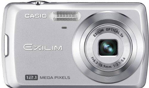 CASIO EXILIM ZOOM シルバー EX-Z35SR EX-Z35SRの商品画像