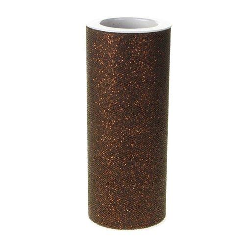 Homeford FPF0360011BR Glitter Tulle Spool