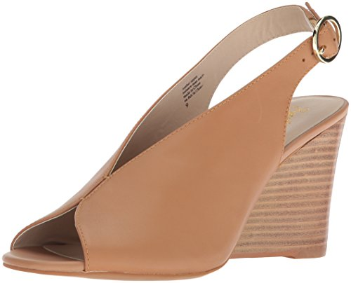 Seychelles Women's Dazzling Wedge Sandal, Vacchetta, 9 M US (Seychelles Shoes Womens Wedge)