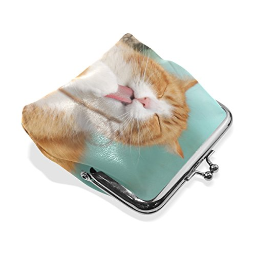 with Girls Wallet Pattern07 Clutch Girl for Purse Women Students American Leather Pouch Handbag Indian Coin 7B6wX