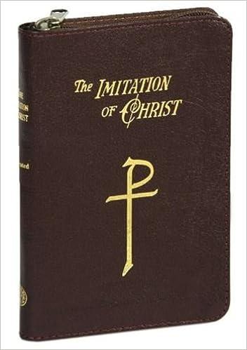 The Imitation Of Christ Thomas A Kempis 9780899423234 Amazon