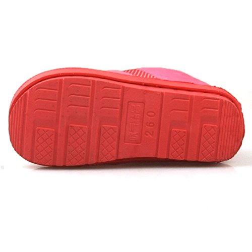 CWAIXXZZ pantofole morbide Autunno Inverno pantofole di cotone elegante coppie, uomini e donne, cartoon messo piede pacchetto soggiorno di pattini di usura leggero cotone mop, maschio 28 (41-42 piedi)