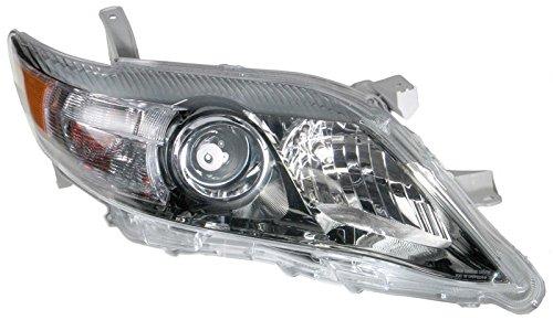 Headlight Headlamp Passenger Side Right RH for 10-11 Camry SE Model US Built ()