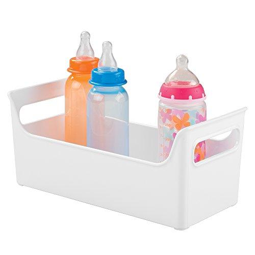 mDesign Toddler Portable Nursery Organizer