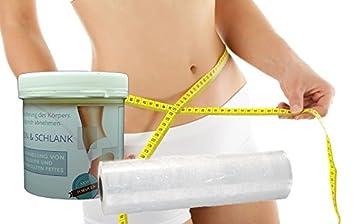 Säfte für schlanken Bauch und Taille in einer Woche