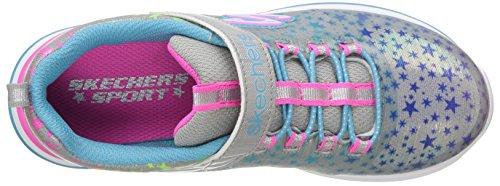 cosmic grey Jumpin'jams Zapatillas Colores multicolour Niñas Para Cutie Skechers Varios 51AwB1