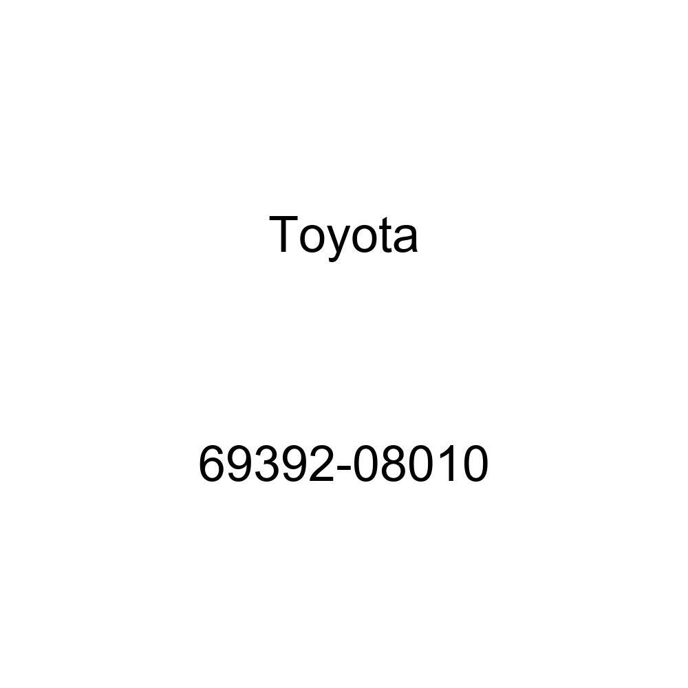 Toyota 69392-08010 Door Lock Cover