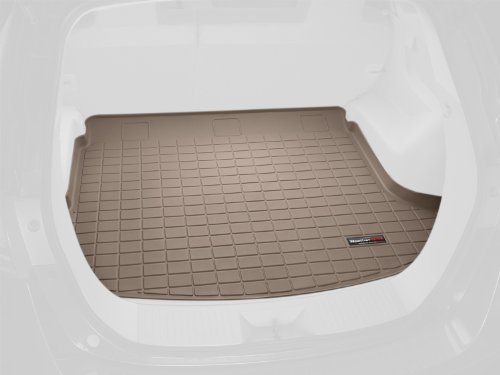 WeatherTech Custom Fit Cargo Liners for Lexus RX330, Tan