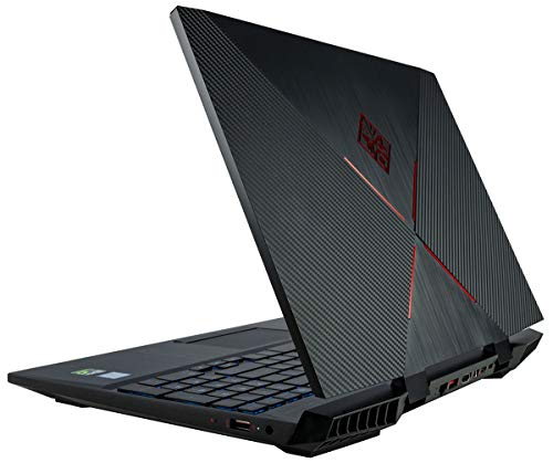 "CUK OMEN 15t VR Ready Gamer Notebook (Intel i7-8750H, 16GB RAM, 250GB NVMe SSD + 1TB HDD, NVIDIA GeForce GTX 1070 Max-Q 8GB, 15.6"" Full HD 144Hz IPS, Windows 10 Home) Gaming Laptop Computer"