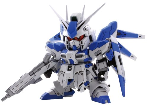 Bandai Hobby BB #384 SD Hi-Nu Gundam Action Figure Model Kit ()