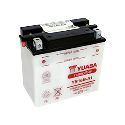 Yuasa YB16B-A1 YuMicron Battery for All Years Cagiva Elefant E900