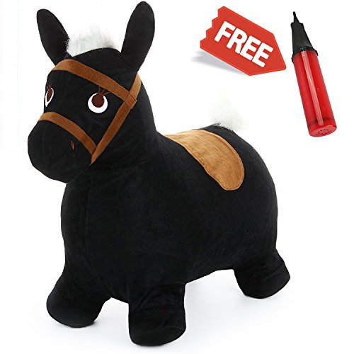 iPlay iLearn Hopping Horse