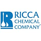 Ricca Chemical 1375-4 Bromothymol Blue, 0.04% Aqueous Solution, 120mL Poly Natural Container