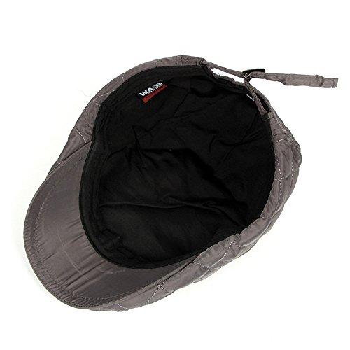 Pato beanie lanza sombreros de advance Hijo Navidad Lago MASTER sombreros Azul mediana hombres hat edad Cap Grey Halloween q0tHYC
