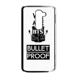 Custom BTS Bangtan para protective logo spülboy LG G2 para
