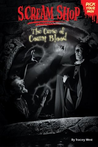 Download Scream Shop 7: The Curse of Count Blood pdf epub