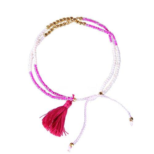 KELITCH Bohemia Friendship Bracelet Handmade