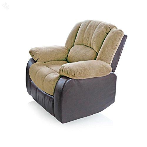 Royal Oak Venus Single Seater Recliner (Brown)