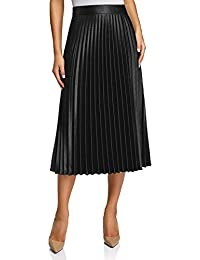 Collection Women's Accordion Pleat Midi Skirt