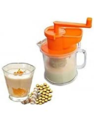 Multifunctional Hand Soybean Milk Machine Fruit Juice Machine Plastic 19 11 11 CM 7 5 4 4 4 4 INCH