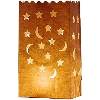 Amazon.com: bestoyard – Bolsas para velas Portavelas vela de ...
