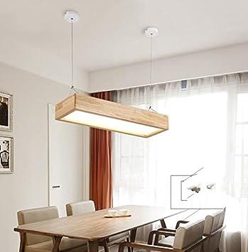 Fwef ABS + Hardware Kronleuchter Aus Holz Kronleuchter Kronleuchter Solide  Holz Band Büro Studie Living Badezimmer
